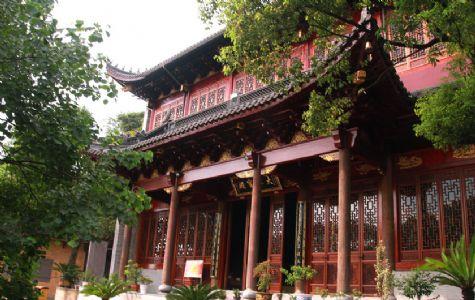 寺庙建筑扩建工程—宁波镇海宝陀禅寺