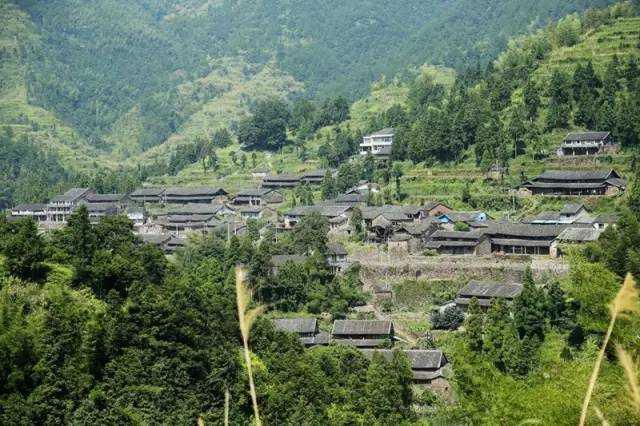 浙江温州46处民居古村落建筑图片欣赏