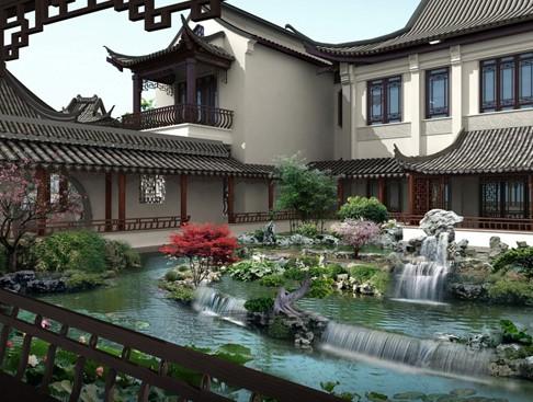 中国古代建筑设计结构及施工材料介绍