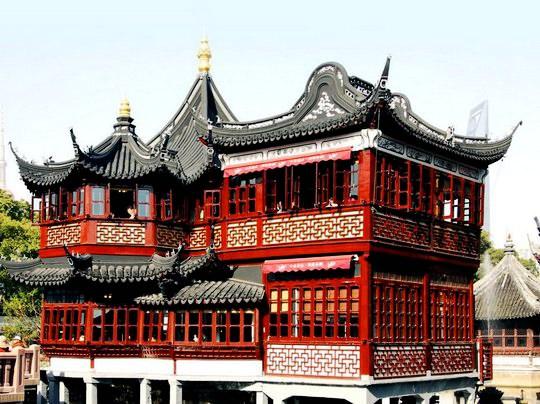 中国古建筑设计建造的显著特征