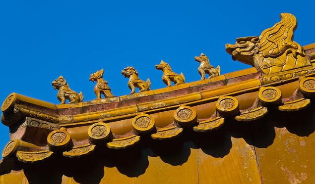 中国传统古建筑中的砖瓦使用讲究