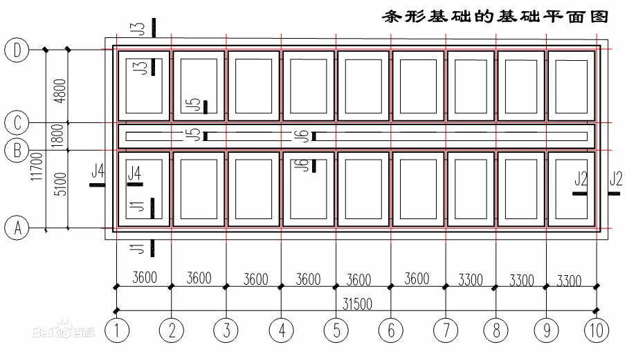 古建筑设计平面布局的绘制方法