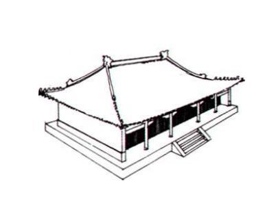 古建筑设计营造屋顶比例