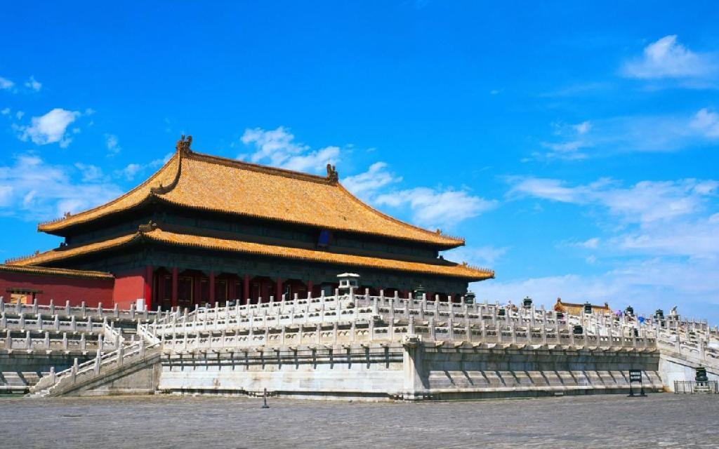 古建筑设计重檐庑殿顶与重檐歇山顶