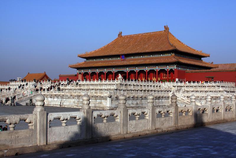 中国古建筑设计营造的艺术形象特点