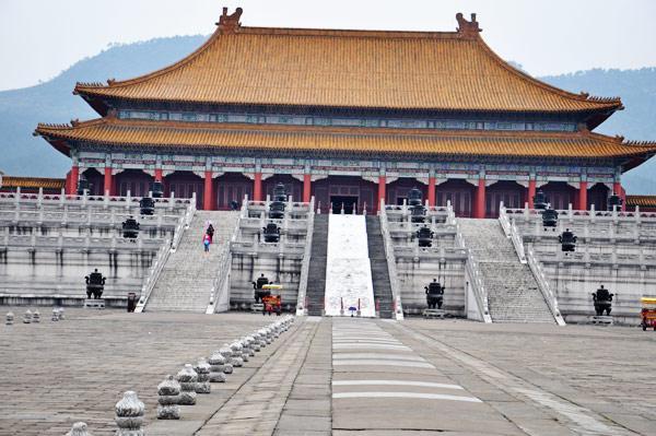 中国古建筑设计营造的等级制度
