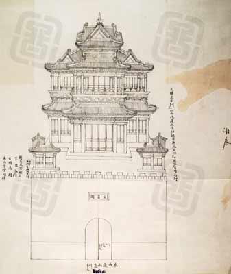 中国历史古建筑设计建造工官管理制度
