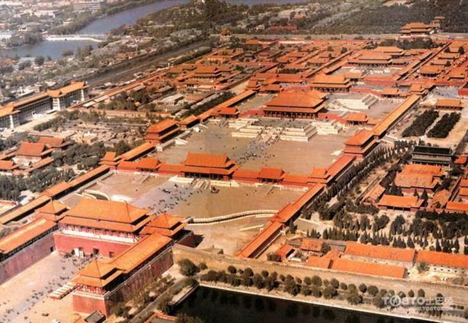 中国十大历史遗留文物古建筑图片分享