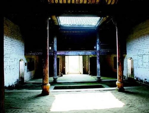 合肥古文物建筑