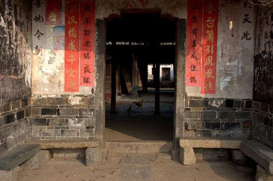 江西历代古建筑文化特征赣派建筑欣赏