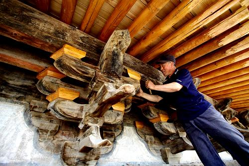 中国古建筑保护的意义及文化研究价值