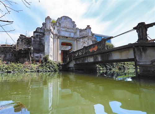台州临海三大合院古建筑欣赏