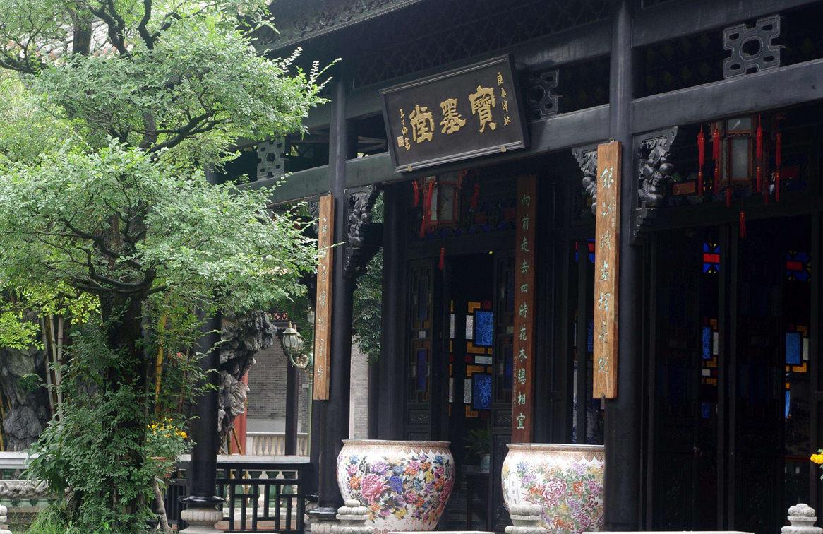 广州历史古建筑保持原状的不到三成