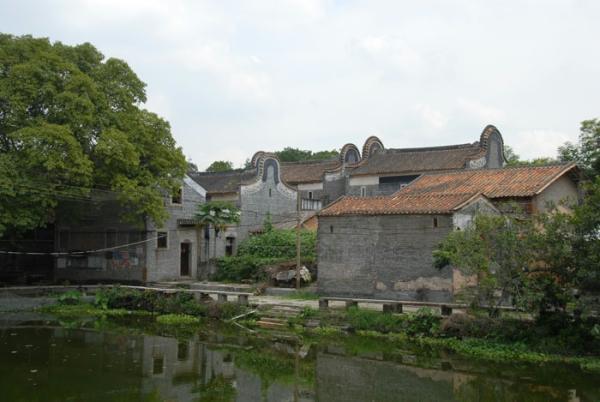 广东佛山18个历史古建筑村落欣赏