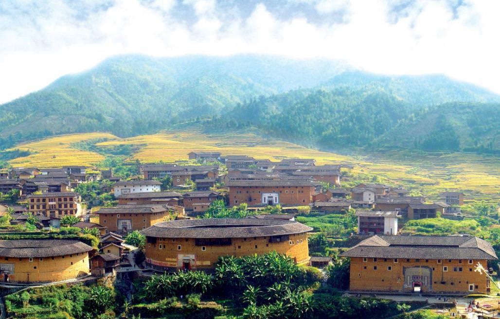 江西赣州客家古建筑欣赏