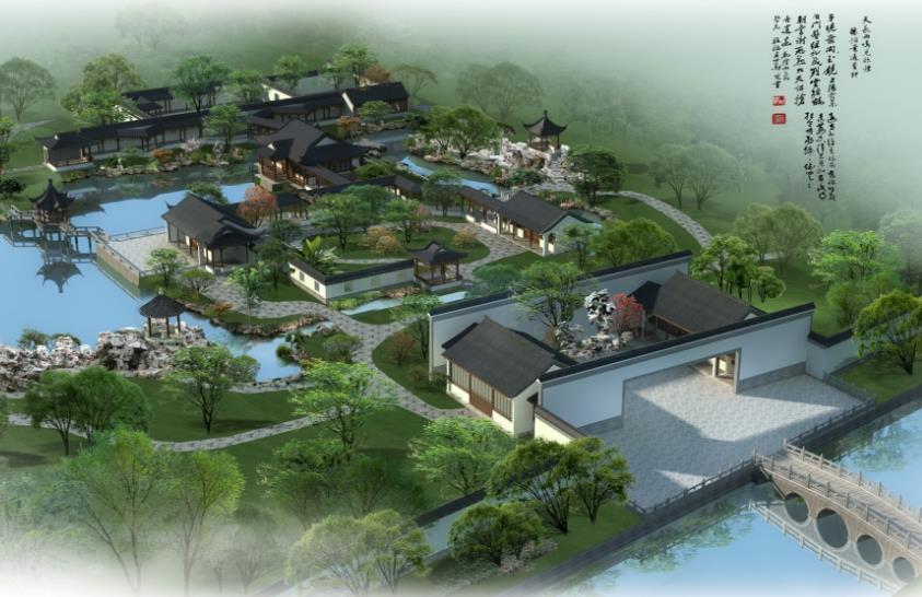 上海著名古建筑旅游景点古猗园介绍