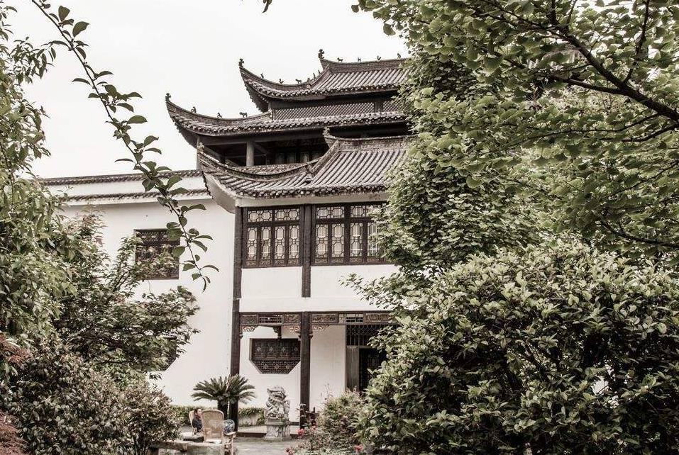 江西省景德镇明清时期的古建筑