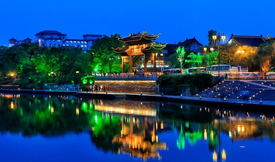 扬州著名古建筑旅游景点介绍